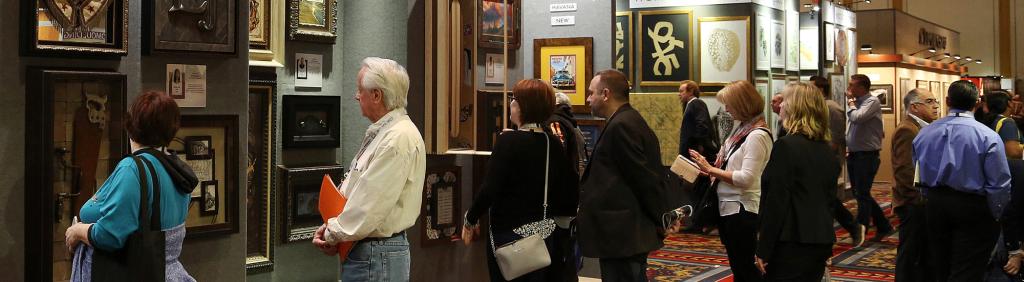 , West Coast Art and Frame Expo, Piel Associates