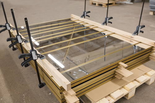 , How Mirrors Are Made, Piel Associates